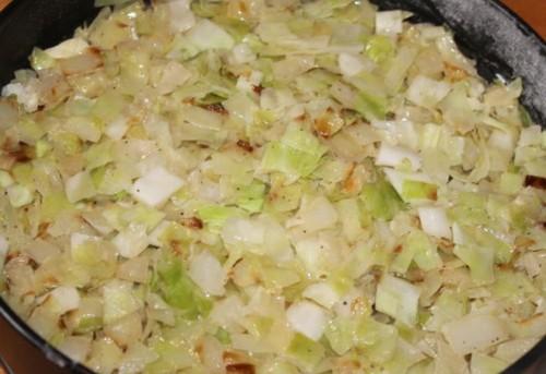 Пирог с капустой в духовке: рецепты быстро и вкусно