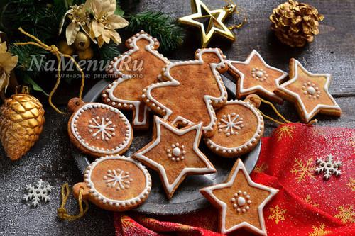 Рецепт имбирного печенья в домашних условиях: фото пошагово, с глазурью, простой и вкусный